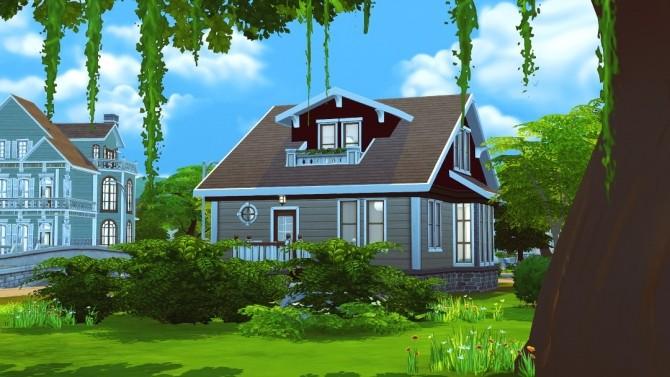 Sims 4 Dunford Starter at Jenba Sims