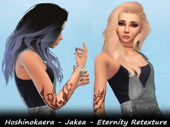 Sims 4 Jakea Eternity Retexture at Hoshinokaera