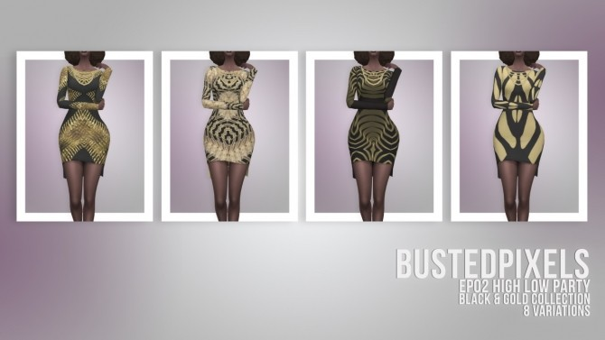 EP02 High Low Party dress at Busted Pixels image 2063 670x377 Sims 4 Updates