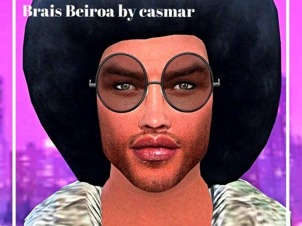 Sims 4 Brais Beiroa by casmar at TSR