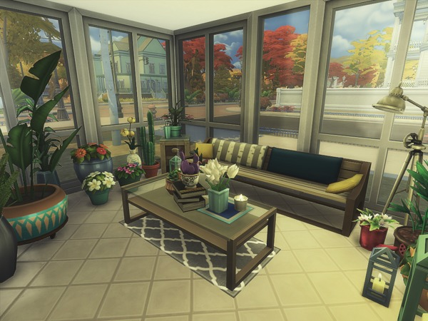 Sims 4 Tomber house by madabb13 at TSR