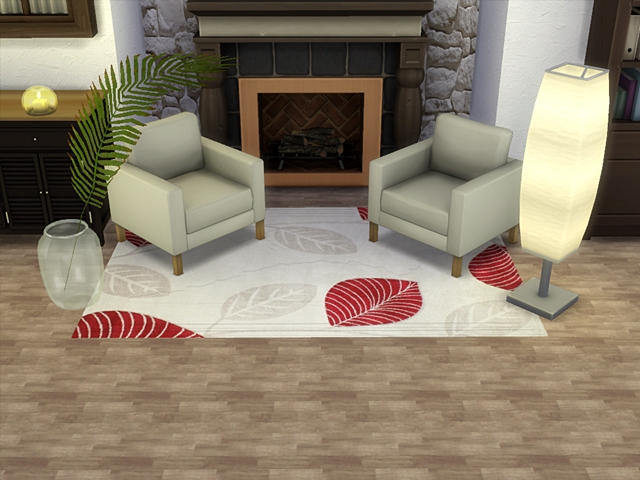 Sims 4 Autumn rugs by Angel74 at Beauty Sims