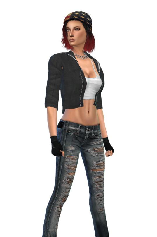 Ruby Keller at Hinarcia Sims 4 Creations image 2161 Sims 4 Updates