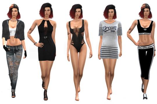 Ruby Keller at Hinarcia Sims 4 Creations image 2171 Sims 4 Updates