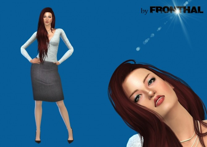 JUDITH at Fronthal image 2177 670x476 Sims 4 Updates