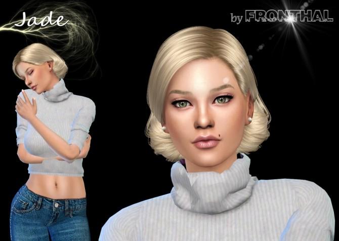 Sims 4 Jade at Fronthal
