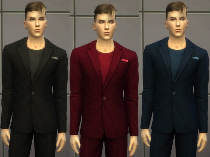 Sims 4 Male Outfit 01 at Tatyana Name