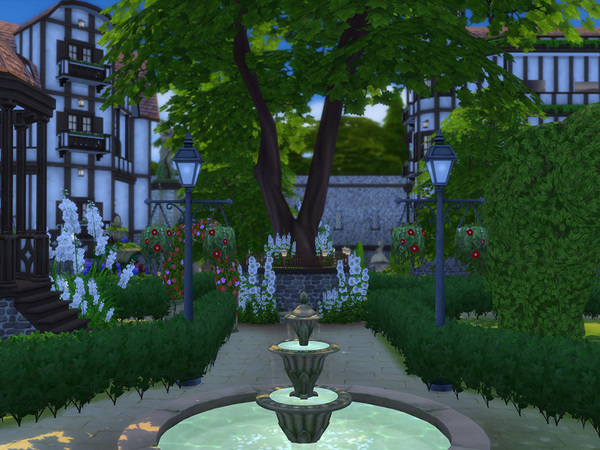Windenburg Castle by Mankeff at TSR image 231 Sims 4 Updates