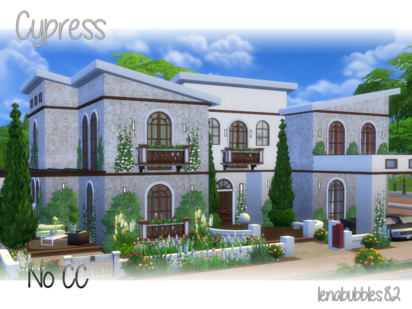 Cypress house by lenabubbles82 at TSR image 2320 Sims 4 Updates