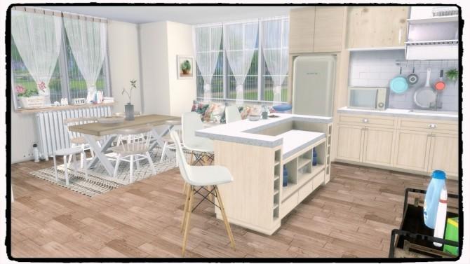 Sims 4 Sweet Kitchen at Dinha Gamer