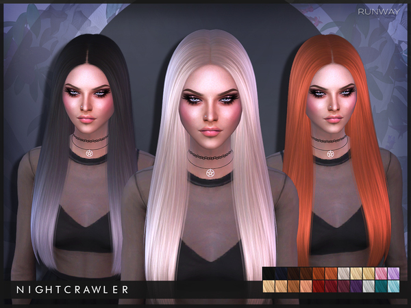 Runway by Nightcrawler at TSR image 2925 Sims 4 Updates