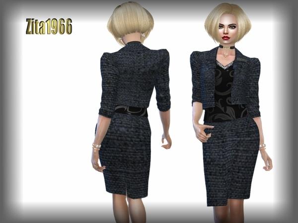 WERK IT Z3 by ZitaRossouw at TSR image 3026 Sims 4 Updates