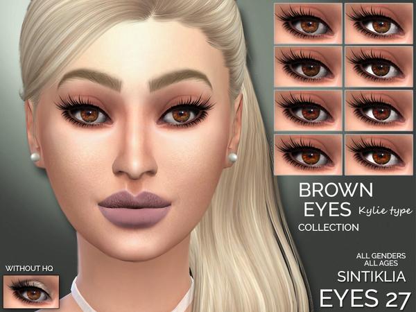 Sims 4 Eyes 27 by Sintiklia at TSR