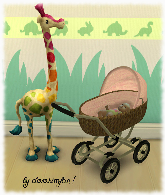 Baby carriage by dorosimfan1 at Sims Marktplatz image 372 Sims 4 Updates
