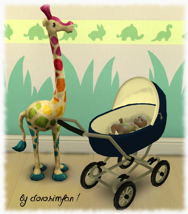 Baby carriage by dorosimfan1 at Sims Marktplatz image 373 Sims 4 Updates