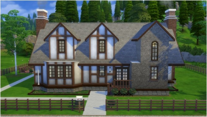 215 Sim Lane house by CarlDillynson at Mod The Sims image 3916 670x378 Sims 4 Updates