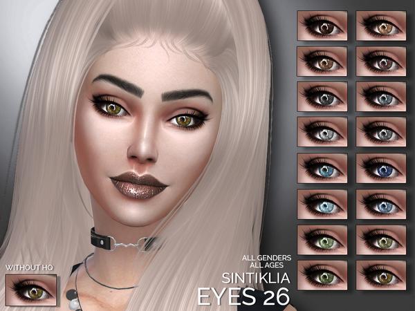 Sims 4 Eyes 26 by Sintiklia at TSR