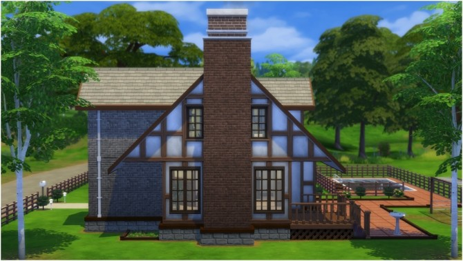 215 Sim Lane house by CarlDillynson at Mod The Sims image 4016 670x378 Sims 4 Updates