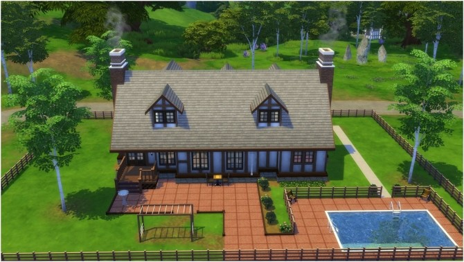 215 Sim Lane house by CarlDillynson at Mod The Sims image 4112 670x378 Sims 4 Updates