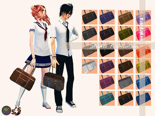 School bag at Studio K Creation image 5411 Sims 4 Updates