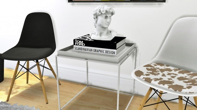 Chair, shelf + deco busts at MXIMS image 599 670x377 Sims 4 Updates