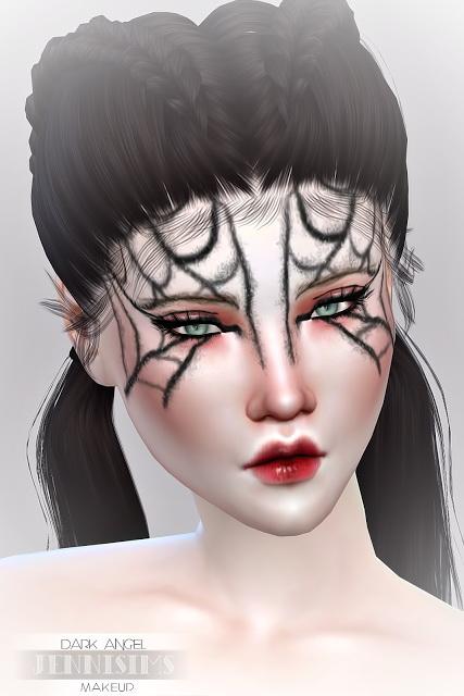 EyeShadow DarkAngel (5 Swatches ) at Jenni Sims image 6812 Sims 4 Updates