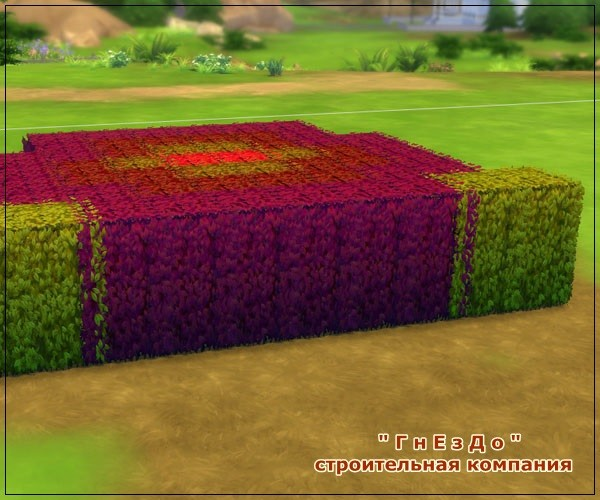 Autumn time vegetation at Sims by Mulena image 707 Sims 4 Updates
