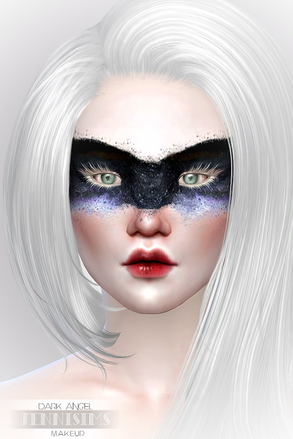 EyeShadow DarkAngel (5 Swatches ) at Jenni Sims image 7114 Sims 4 Updates