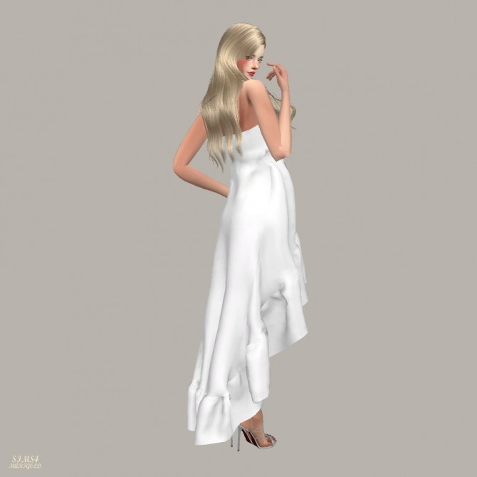 Goddess Dress at Marigold image 726 670x670 Sims 4 Updates