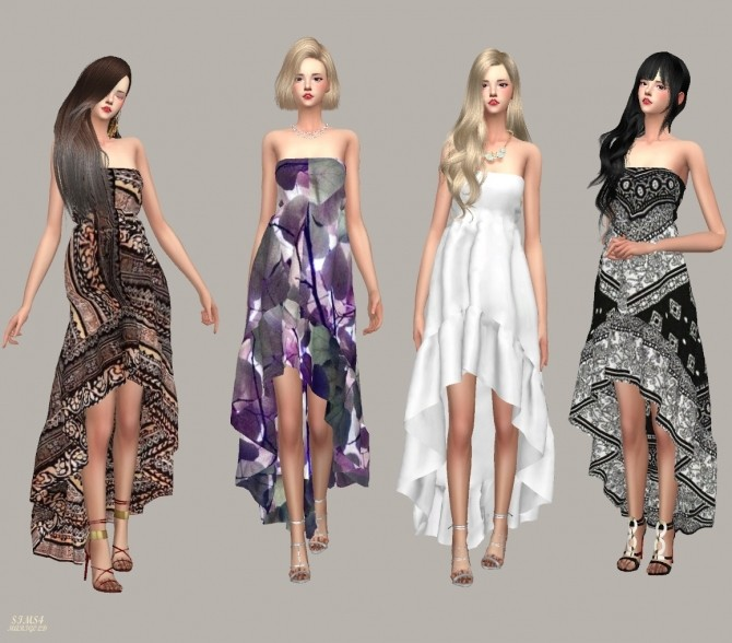 Goddess Dress at Marigold image 745 670x588 Sims 4 Updates