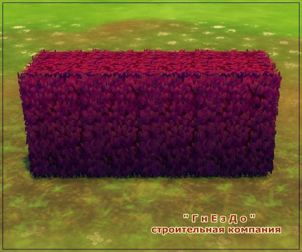 Autumn time vegetation at Sims by Mulena image 746 Sims 4 Updates