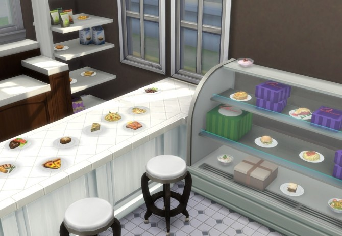 Inedible Edibles Part 3 Repast by Madhox at Mod The Sims image 768 670x464 Sims 4 Updates