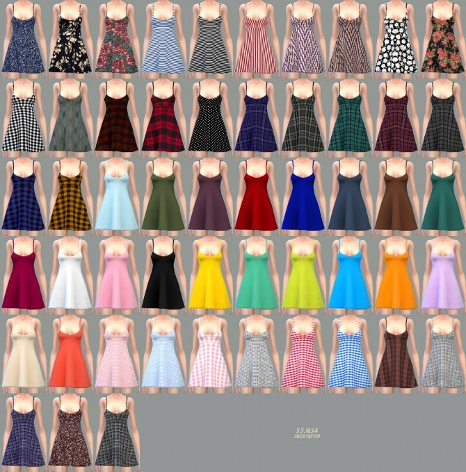 A Dress at Marigold image 835 670x680 Sims 4 Updates