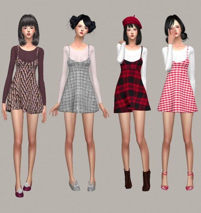 A Dress at Marigold image 845 670x708 Sims 4 Updates