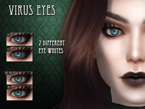 Virus Eyes by RemusSirion at TSR image 919 Sims 4 Updates