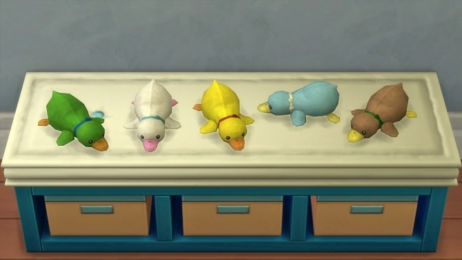 Sims 4 More Monster Guards: Dragon, Ducky and Hippo Defenders by K9DB at Mod The Sims