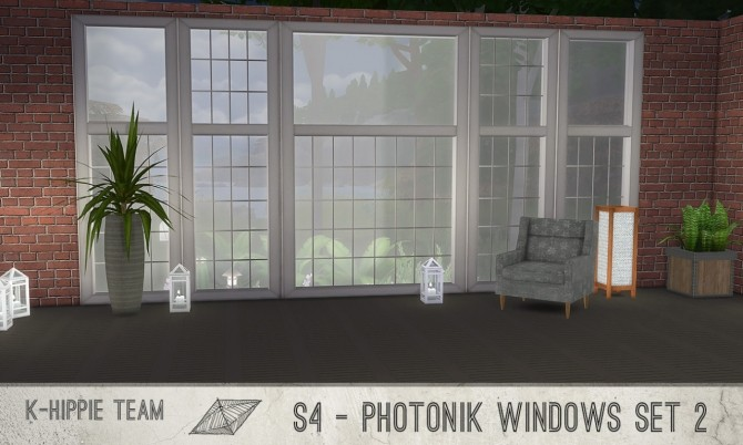 K Photonik Windows Sunny/Moony 18 x 7 recolors Set 2 at K hippie image 10312 670x402 Sims 4 Updates