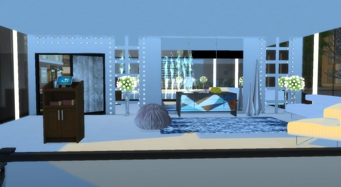 Sims 4 Restaurant Pallate at Lilly Sims