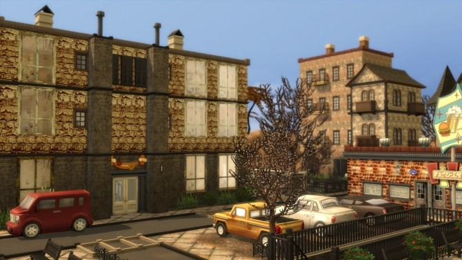 City of the damned by Aya20 at Mod The Sims image 10910 670x377 Sims 4 Updates