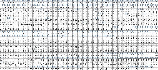 Sims 4 Simlish Font Nootrasim by Franzilla at Mod The Sims