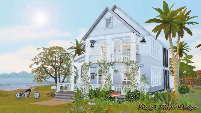 Scandinavian Retreat by Ruby Red at Ruby's Home Design image 1100 670x377 Sims 4 Updates