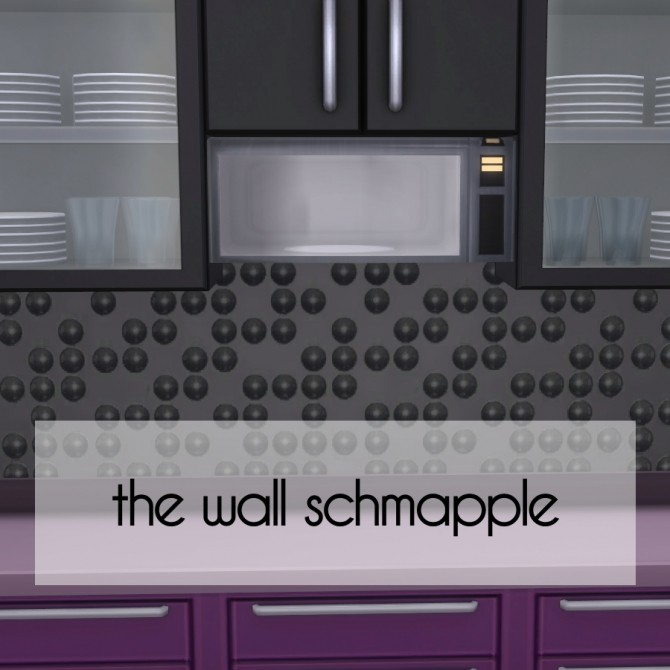 Wall Microwaves By Madhox At Mod The Sims 187 Sims 4 Updates