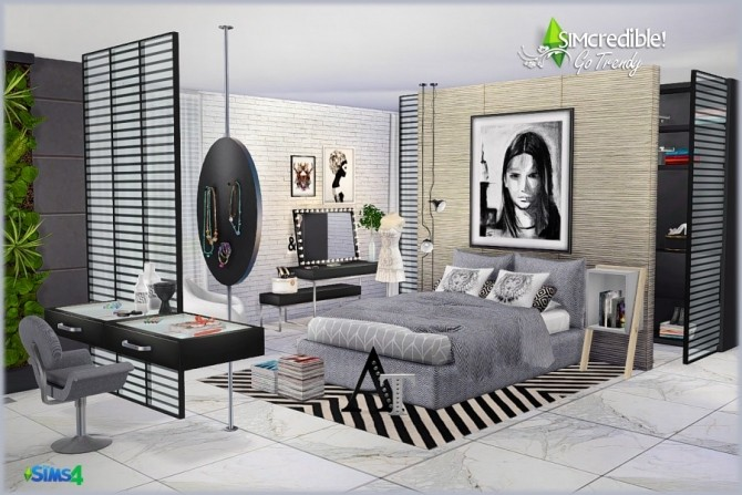 Go Trendy Bedroom Amp Add Ons Free Pay At Simcredible