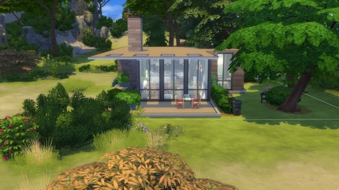 Sims 4 Modern Island Studio by AaronSimBoy at Mod The Sims