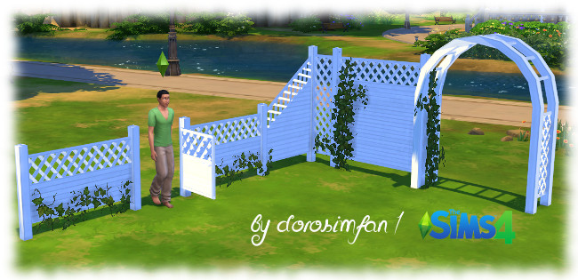 Fence 187 Sims 4 Updates 187 Best Ts4 Cc Downloads