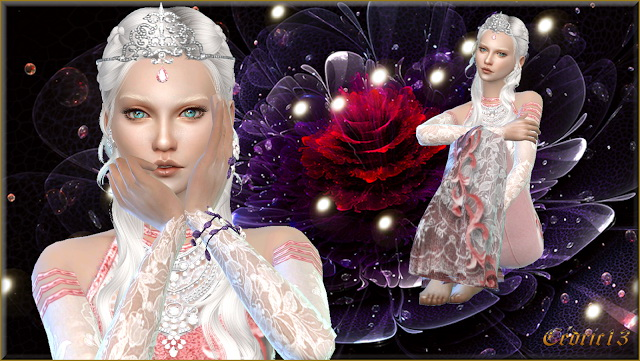 Ariane by Cedric13 at L'univers de Nicole image 1477 Sims 4 Updates
