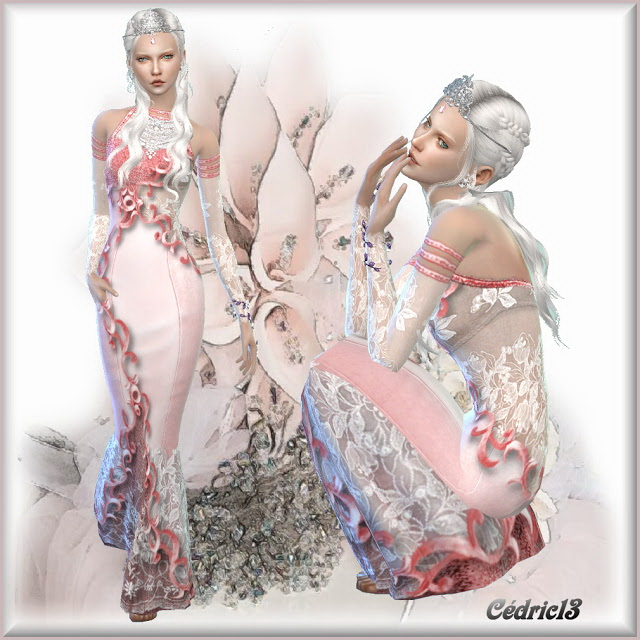 Ariane by Cedric13 at L'univers de Nicole image 1498 Sims 4 Updates