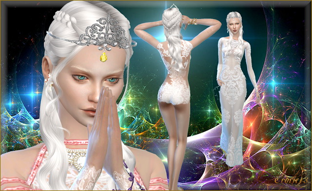 Ariane by Cedric13 at L'univers de Nicole image 15113 Sims 4 Updates