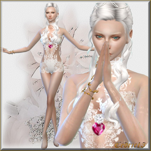 Ariane by Cedric13 at L'univers de Nicole image 1537 Sims 4 Updates