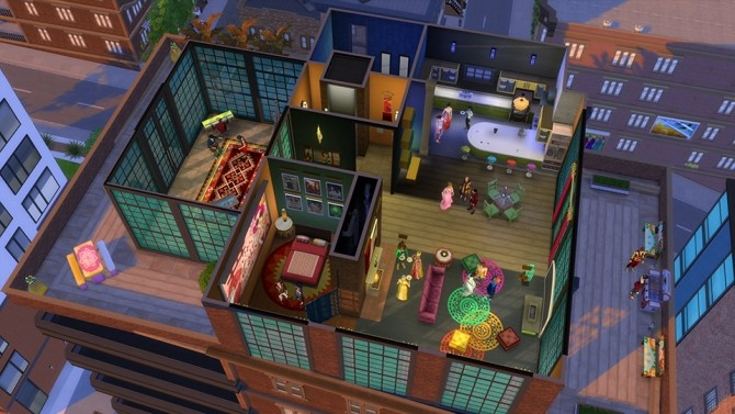8 Things That We're Extra Hyped for in The Sims 4 City Living at The Sims™ News image 1648 670x377 Sims 4 Updates
